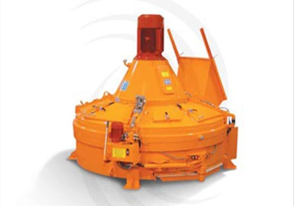HPGM Planetary Countercurrent Mixer
