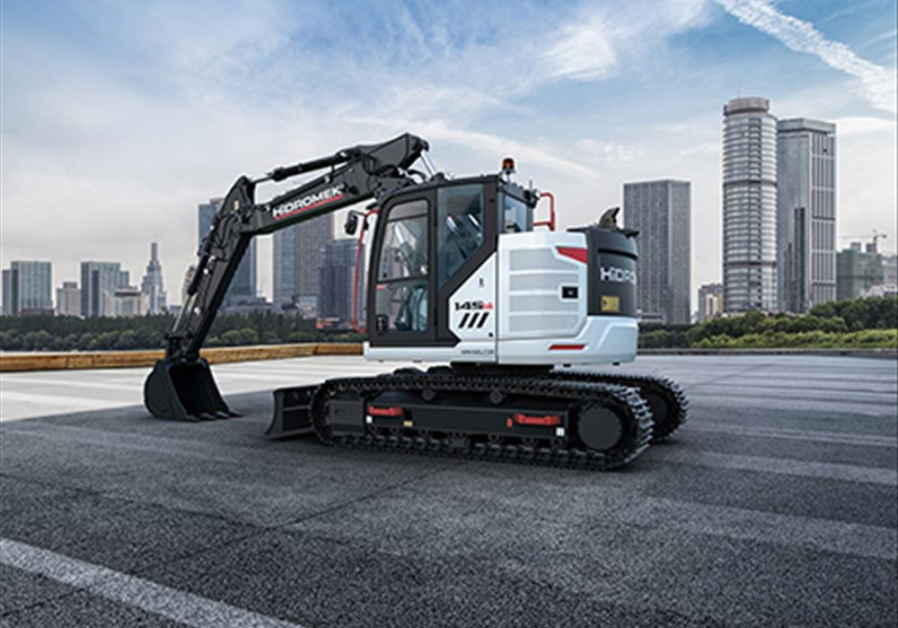 Crawler Excavators H4 Series