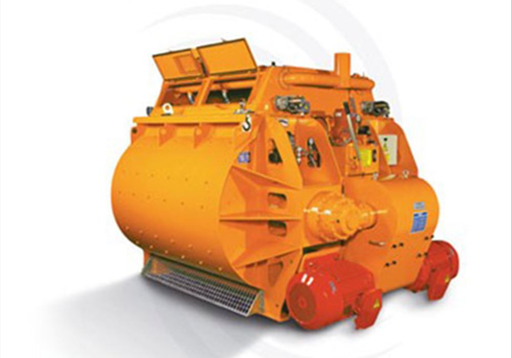 DWM Twin-Shaft Mixer