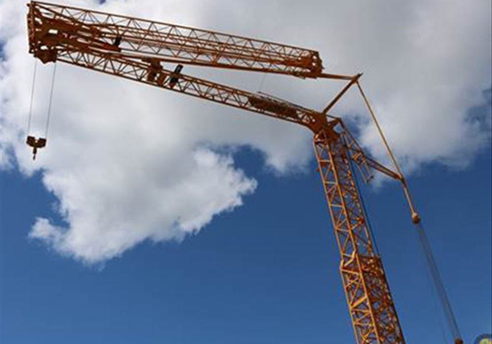 Self-Erecting Cranes